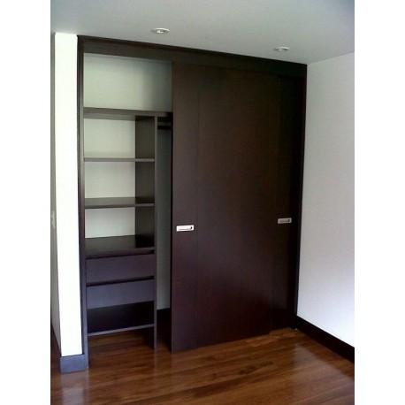 Closet madera 3 dimalca for Fabricas de closet en bogota